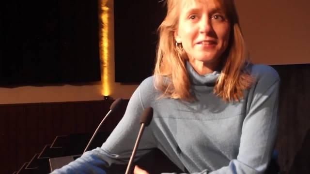 Bald bald beginnt die Eröffnung der 53. Solothurner Filmtage. Auch die Direktorin Seraina Rohrer ist ein bitzeli nervös.