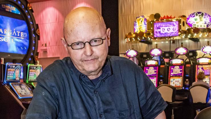 Interview mit Schriftsteller Claude Cueni im Grand Casino Basel