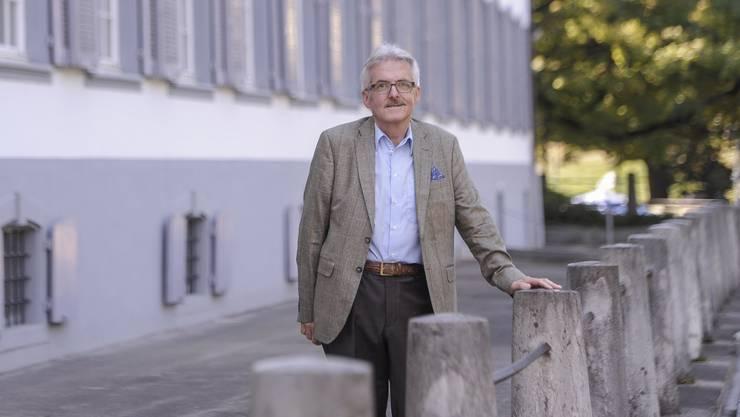 Oskar Kämpfer rechtfertigte sich: «Die Polizei sucht ja selber auch manchmal mit solchen Aufnahmen nach Tätern»
