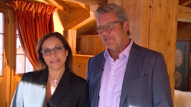 Rolf & Gloria Theiler