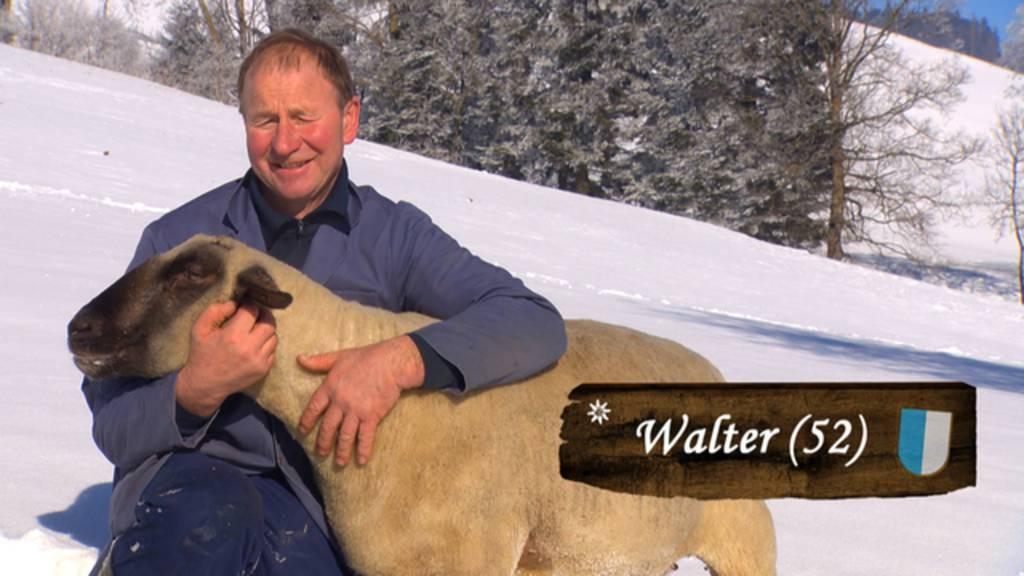 BAUER, LEDIG, SUCHT... ST13 - Portrait Walter (52)