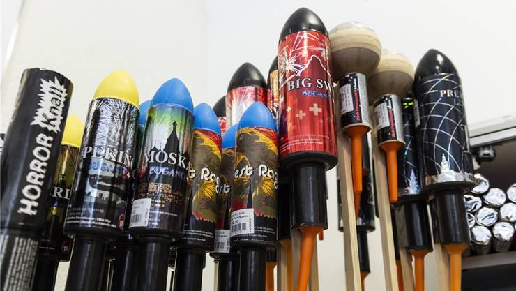 Seit letztem Jahr ist in der Migros Aare Feuerwerk nicht mehr erhältlich – nun ziehen die Genossenschaften Ostschweiz und Luzern nach.