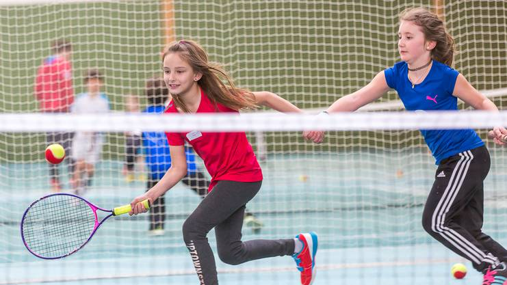 Der Event, der bereits zum achten Mal durchgeführt wird, organisiert der Aargauische Tennisverband.