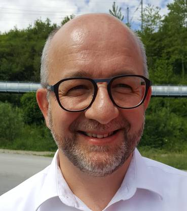 Stefan Heeb, Bauprojektleiter SBB Cargo