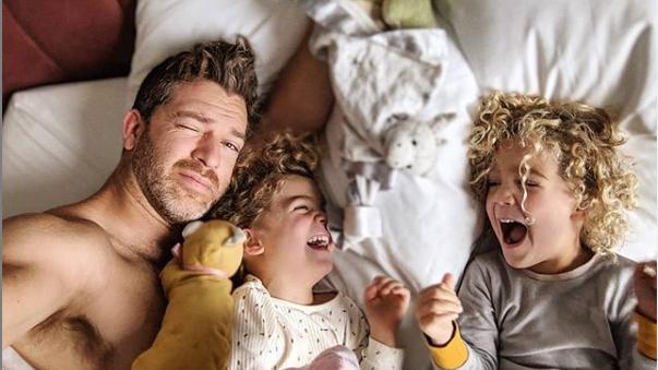 Das sind die coolsten Väter auf Instagram