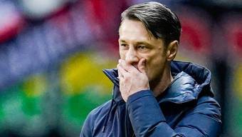 Das wars: Niko Kovac ist bei Bayern München Geschichte (Bild: key).