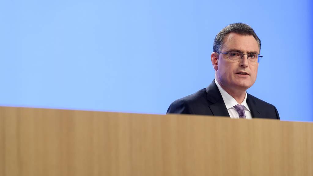 Thomas Jordan ist seit 2012 Präsident des Direktoriums der Schweizer Nationalbank.