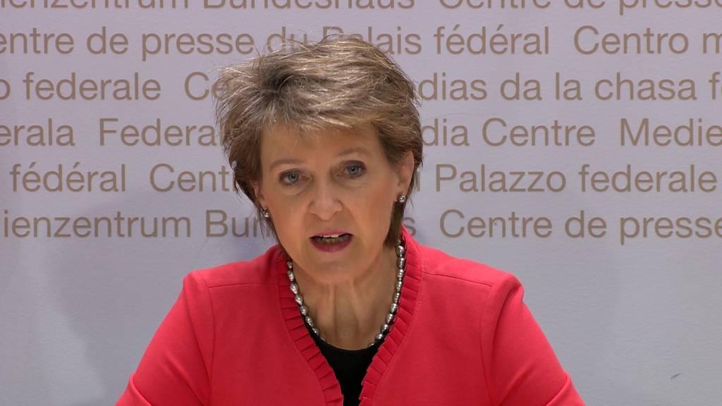 Bundesrat beschliesst: Coiffeursalons, Baumärkte und Co. dürfen wieder öffnen