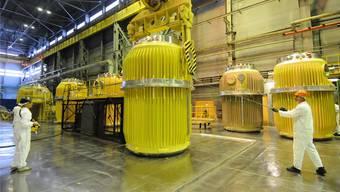 Die Kernenergie-Anlage Majak in Russland ist militärisches Sperrgebiet. Trotz mehrfacher Anfrage bekam die Axpo nie Zutritt. 2011 beendete sie die Uran-Lieferungen für das AKW Beznau. Keystone