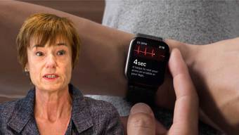 Wer sich mittels einer App gesundheitsbewusster verhält, soll dafür belohnt werden, so Gesundheitspolitikerin Ruth Humbel.