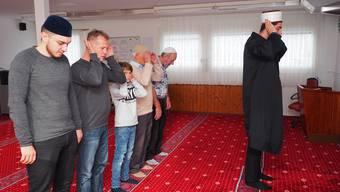 Impressionen vom Tag der offenen Moschee in Brugg