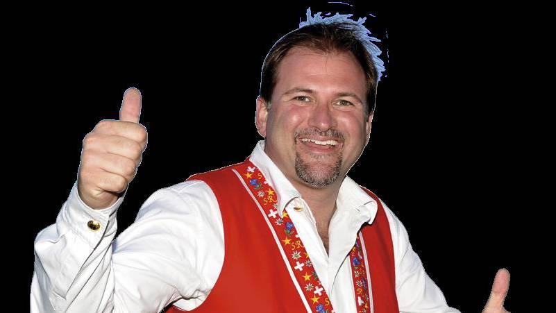 Sänger Stefan Roos verlangt diesmal keine Gage