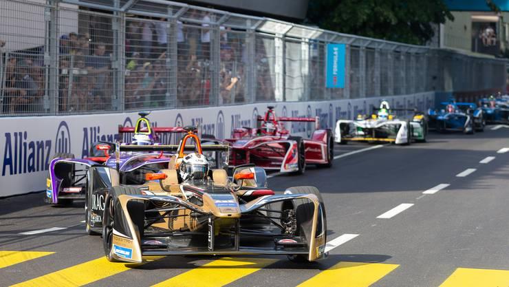Auch 2020 gibt es kein Formel-E-Rennen in Zürich.
