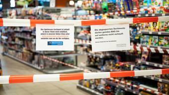 Sollte es erneut zu einem schweizweiten Laden-Lockdown kommen, könnten andere Regeln gelten als beim ersten.