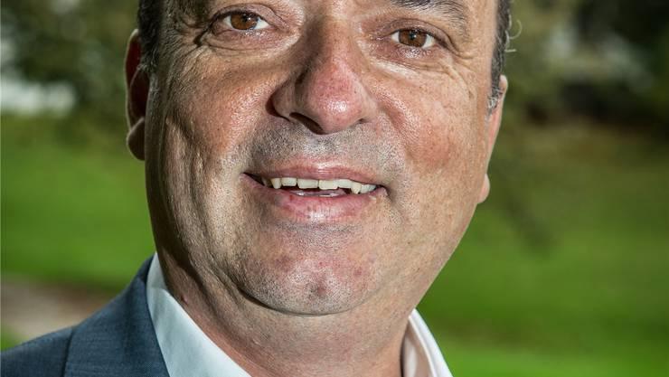 Der Wettinger Gemeindeammann Markus Dieth.