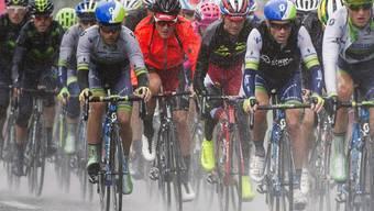 Das World-Tour-Rennen in Montreal war für die Fahrer eine regnerische Angelegenheit