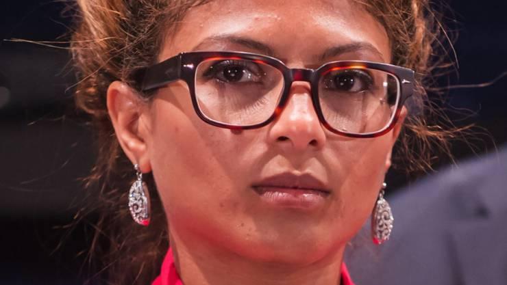 Ensaf Haidar warnt vor erneuter Auspeitschung ihres Ehemanns in Saudi-Arabien. (Archiv)