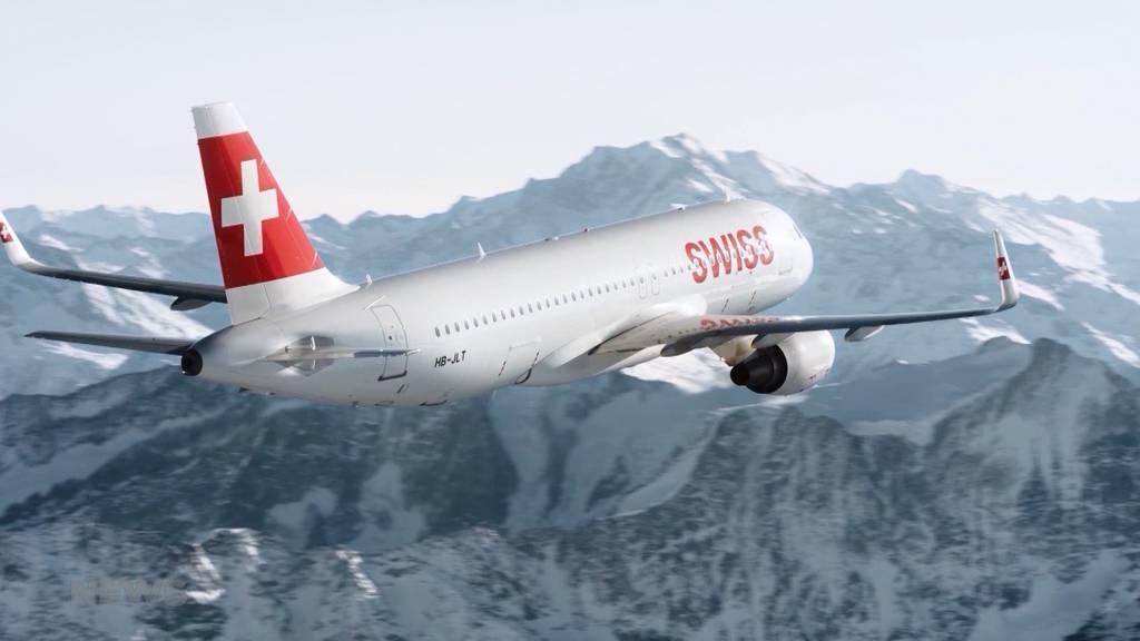 Flughafen Zürich und Airline Swiss rüsten sich für Passagiere