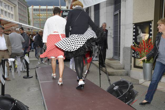 Grenchner Fest Freitag Im Bild: Be like Marilyn!