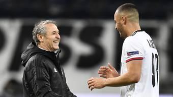Marcel Koller und Arthur Cabral dürften länger in Basel bleiben – zumindest ein paar Wochen.