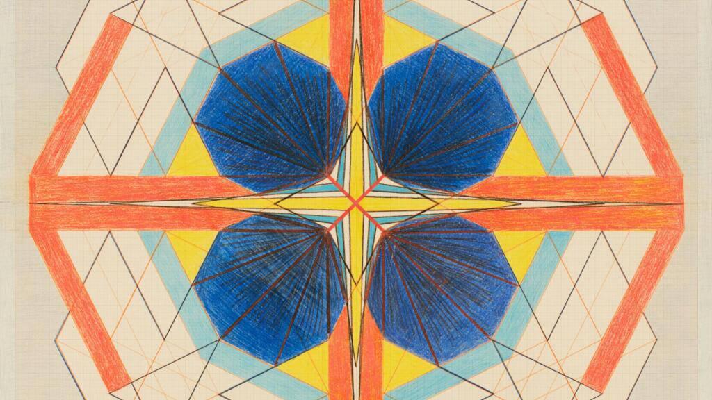 Aargauer Kunsthaus zeigt mythische Zeichnungen von Emma Kunz