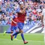 Läuft bei ihm und läuft beim FC Basel: Arthur Cabral feiert sein zweites Tor und der Verein die Leaderposition in der Super League.