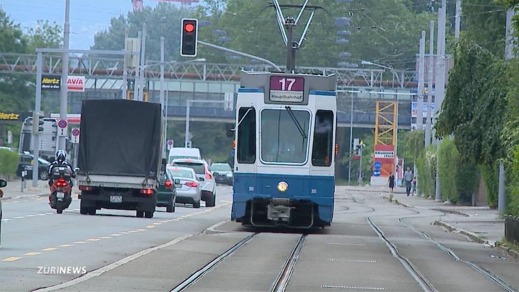 Radikale VBZ-Netzausdünnung wegen Tram-Engpass
