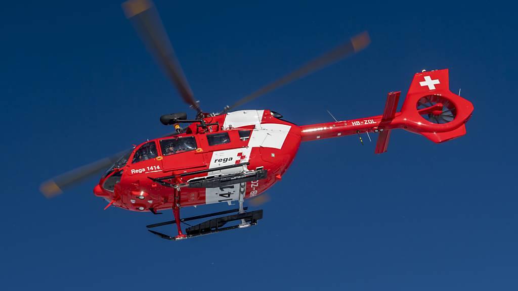 Bergsteigerin bei Bergunfall schwer verletzt