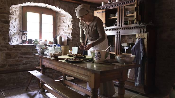 Das Freilichtmuseum Ballenberg zeigt altes Handwerk und historische Umgebung. Aber was ist mit den früheren Bewohnerinnen und Bewohnern? Das soll ein Forschungsprojekt untersuchen. (Symbolbild)