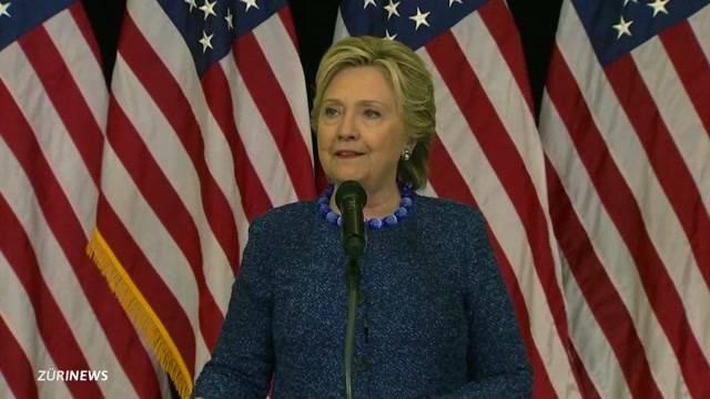 Neue Ermittlungen zu Clintons Email-Affäre
