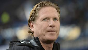 Wird auch in der nächsten Saison beim Hamburger SV an der Seitenlinie stehen: Markus Gisdol
