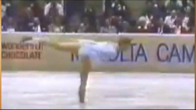 TalkTäglich - Zürcherin Denise Biellmann an der WM 1981