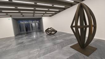 Die Ausstellung «Sculpture on the Move» im Neubau des Kunstmuseums