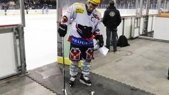 Der amtierende Eishockey-Schweizermeister SC Bern verpasst die Playoffs.