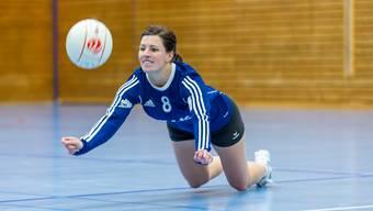 Am Ende hat Christine Meran und ihren Teamkolleginnen vom STV Oberentfelden-Amsteg nur ein einziger Punkt zum Gewinn der Bronzemedaille gefehlt.