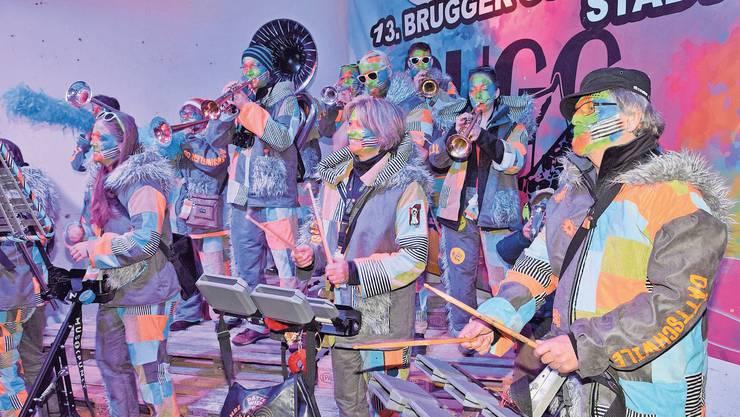 Der Förderverein Events Brugg übernahm letztes Jahr die Organisation des Guggen-Open-Airs beim Storchenturm