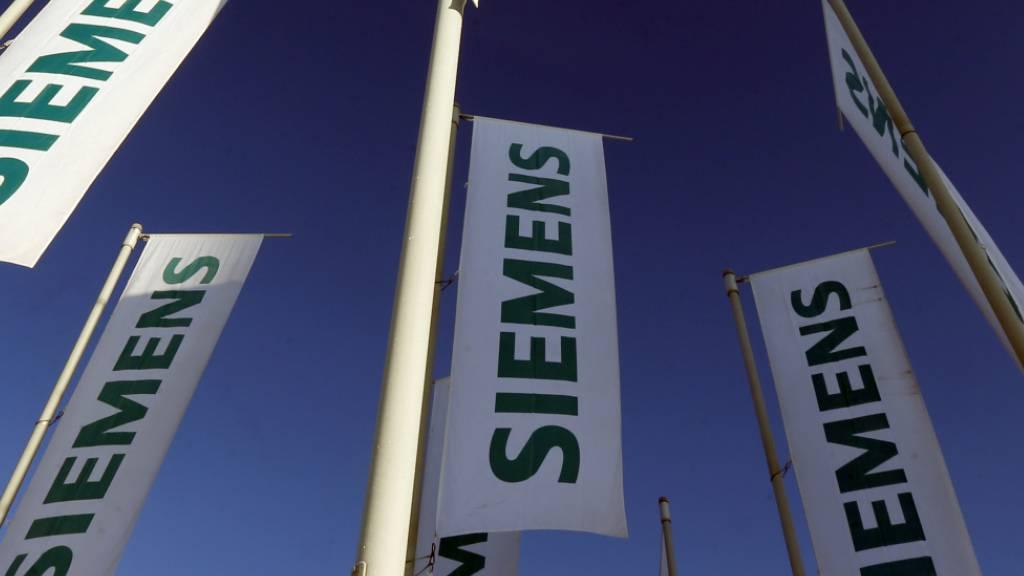 Siemens hebt nach Gewinnsprung zum zweiten Mal die Prognose