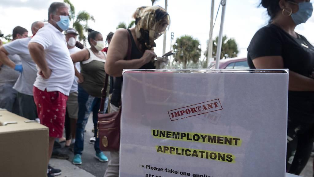 US-Arbeitslosenquote geht im Mai überraschend zurück