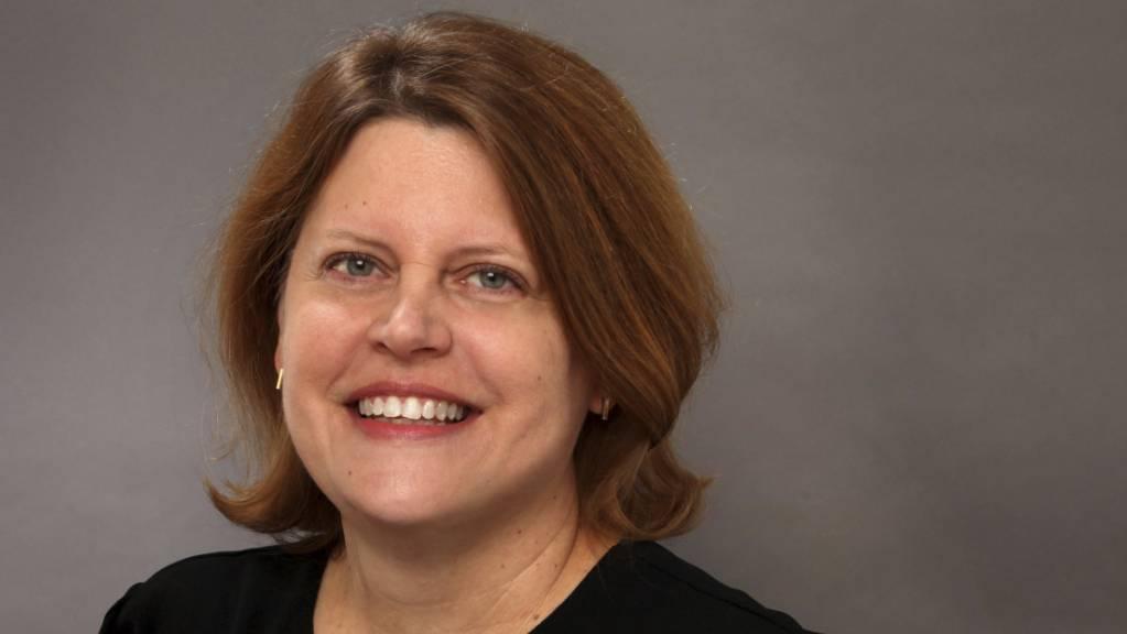 Sally Buzbee, Senior Vice President und Executive Editor von The Associated Press.  Die Chefredakteurin der US-Nachrichtenagentur Associated Press wechselt als erste Frau an die Spitze der «Washington Post». Foto: Chuck Zoeller/AP/dpa