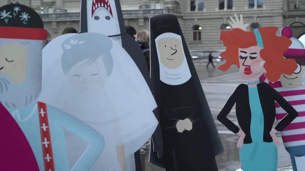 Operation Libero lanciert Kampagne gegen Burka-Verbot