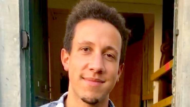 Jonathen Albiez, Student Landschaftsarchitektur