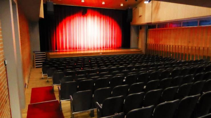 Saal des Parktheater Grenchen.