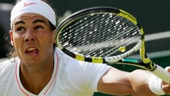 Rafael Nadal gab gegen Robin Söderling nur den Startsatz ab