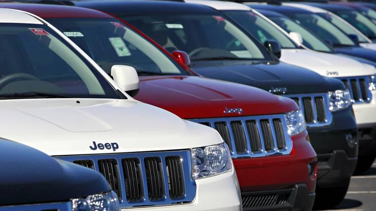 Ein Neuwagen kostet in den USA zurzeit je nach Statistik deutlich mehr als 30 000 Dollar im Durchschnitt – ein Rekordniveau. (Symbolbild)