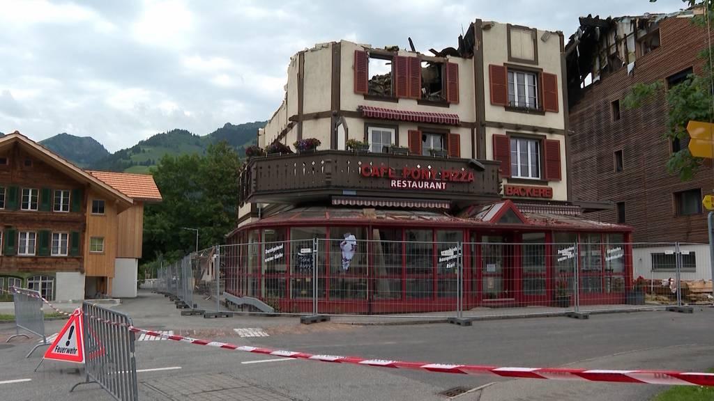 Nach Grossbrand in Zweisimmen: «Das Dorf ist nicht mehr dasselbe»