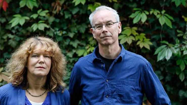 Petra Pinzler und Günther Wessel.