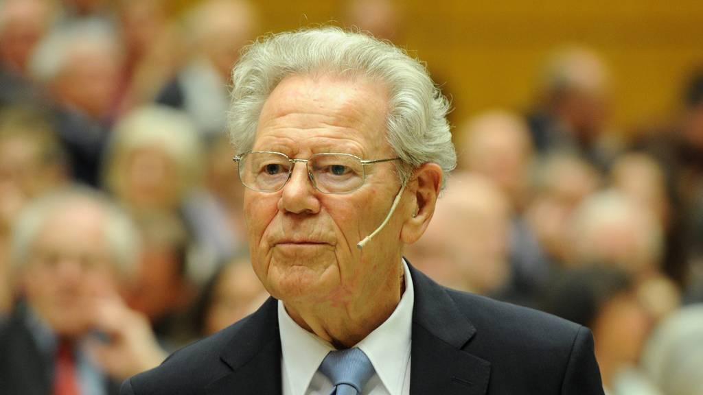 Reform-Katholiken verlieren Vordenker: Theologe Hans Küng gestorben
