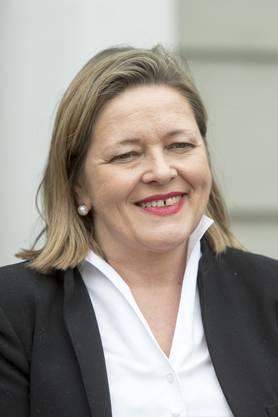 Heidi Z'graggen (*1966), CVP.