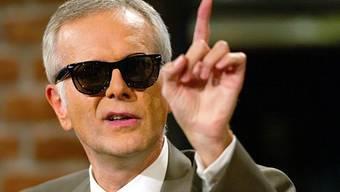Unterschätzt?: TV-Entertainer Harald Schmidt (Archiv)