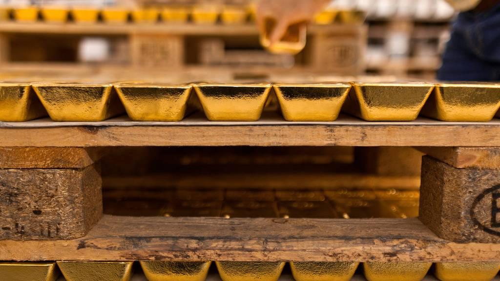 Tessiner Gold-Raffinerien nehmen Betrieb teilweise wieder auf